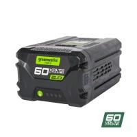 Акумулятор Greenworks G60B2