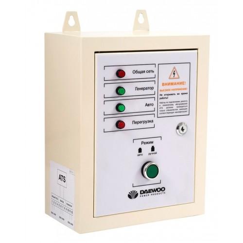 Блок автоматичного керування генератором Daewoo ATS 12500E Expert line