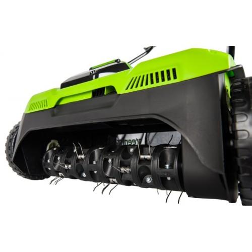 Аератор акумуляторний Greenworks G40DT30 без АКБ і ЗП
