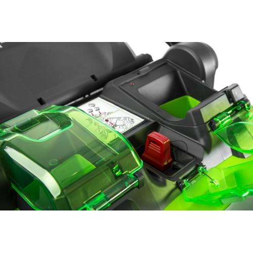 Газонокосарка акумуляторна Greenworks G40LM49DB без АКБ і ЗП