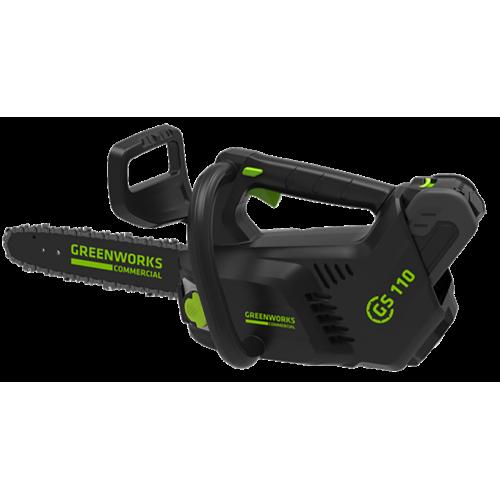 Ланцюгова одноручна пила акумуляторна Greenworks GD40TCS без АКБ і ЗП