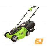 Газонокосарка електрична Greenworks GLM1232