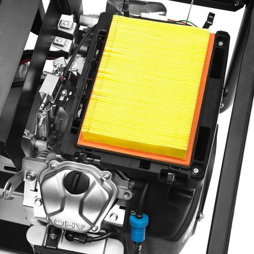 Бензиновий електрогенератор Daewoo GDA 12500E-3 Expert Line