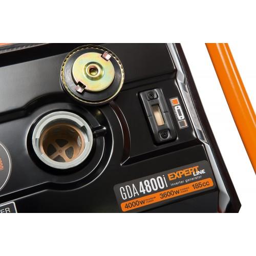 Інверторний електрогенератор Daewoo GDA 4800i Master Line