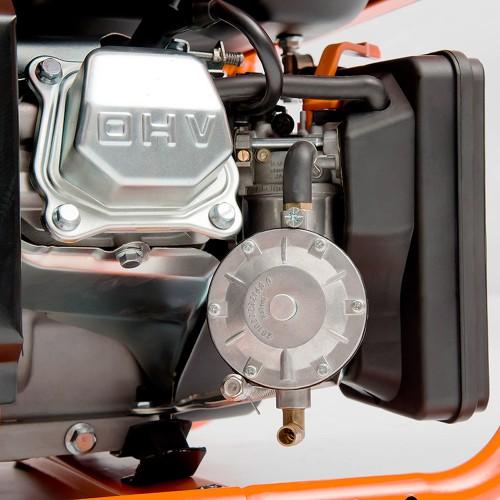 Двопаливний електрогенератор Daewoo GDA 7500DFE Expert Line