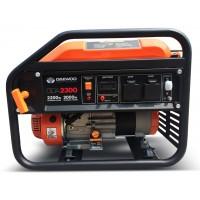 Бензиновий електрогенератор Daewoo GDA 2300