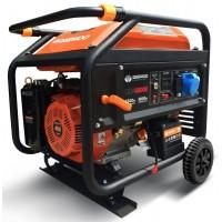 Бензиновий генератор Daewoo GDA 6800E уцінка