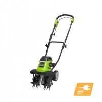 Культиватор електричний Greenworks GTL9526