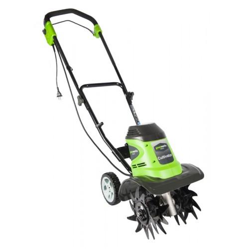 Культиватор електричний Greenworks GTL9526 230 В