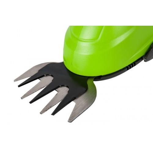 Ножиці садові акумуляторні Greenworks з подовжувачем G3,6GS з АКБ і ЗП