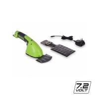 Ножиці садові телескопічні акумуляторні Greenworks G7,2V
