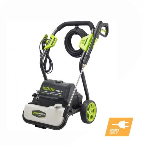 Мийка високого тиску Greenworks GPWG7 230 В
