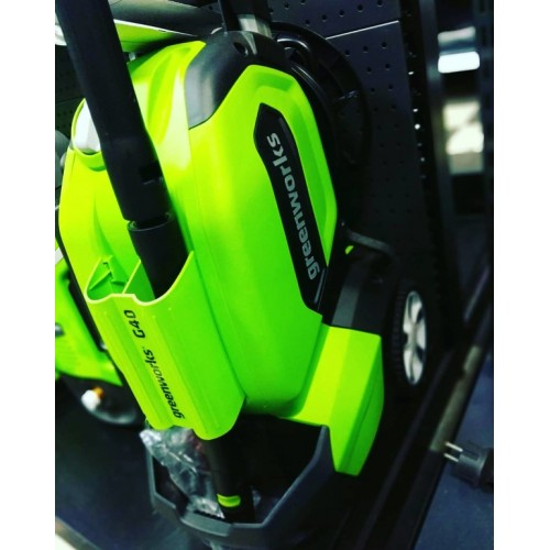 Мийка високого тиску Greenworks G40 230V