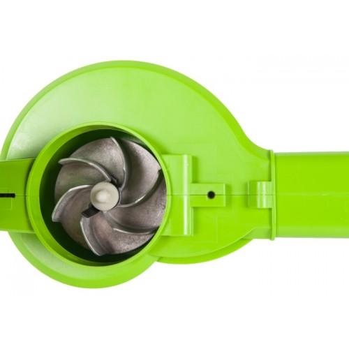 Повітродувка-пилосос електрична Greenworks GBV2800 230 В