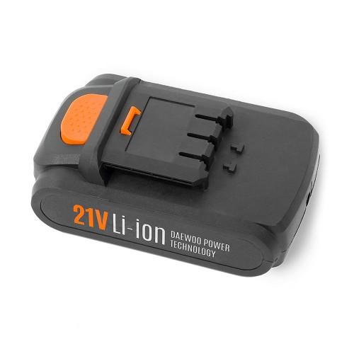 Акумуляторна батарея Daewoo B21V Li-Ion для шуруповертів