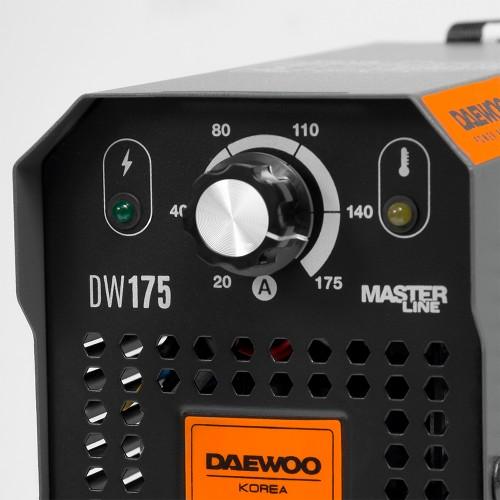 Зварювальний апарат Daewoo DW 175 Master line