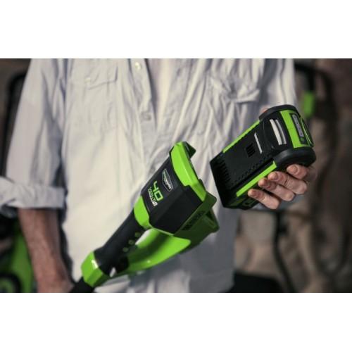 Тример акумуляторний Greenworks G40LT без АКБ і ЗП