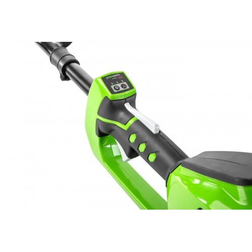 Тример акумуляторний Greenworks GD40BC без АКБ і ЗП