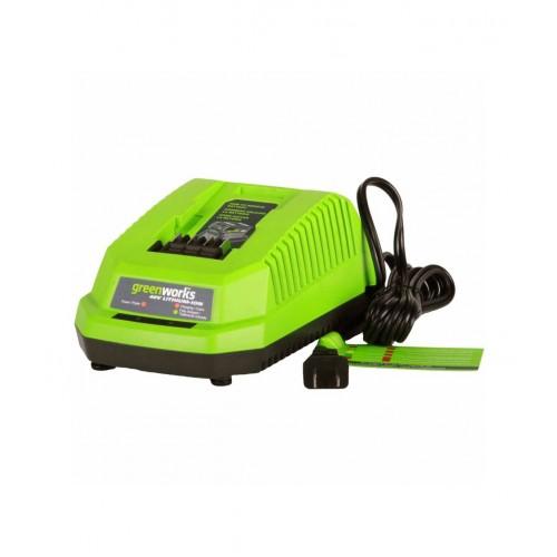 Універсальний зарядний пристрій Greenworks G40UC без АКБ