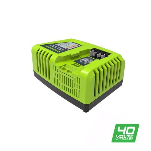 Універсальний зарядний пристрій Greenworks G40UC4 без АКБ